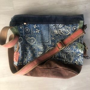 Large Lucky Brand Tote
